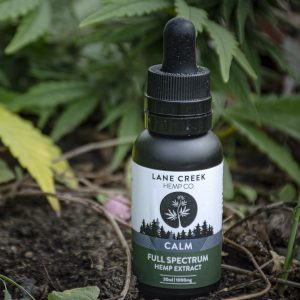 Calm 1000mg regenerative hemp CBD extract subscription