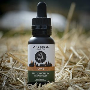 Paws 300mg pets CBD tincture subscription